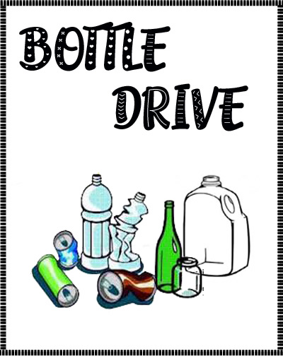 Lendrum Bottle Drive in support of the Progams and Projects