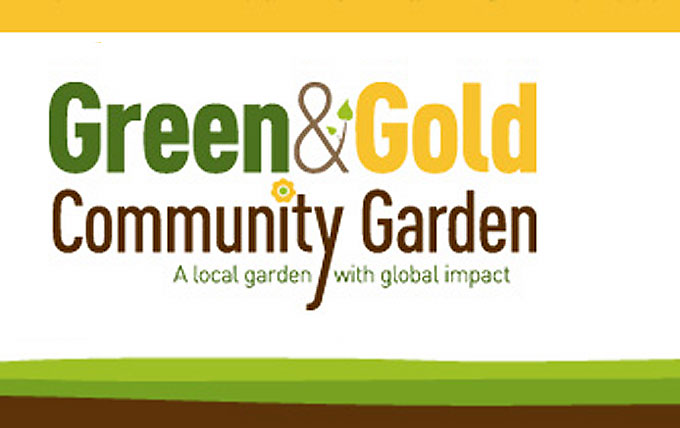 Green and Gold Community Garden