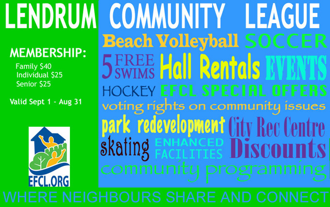 Lendrum Community League Membership