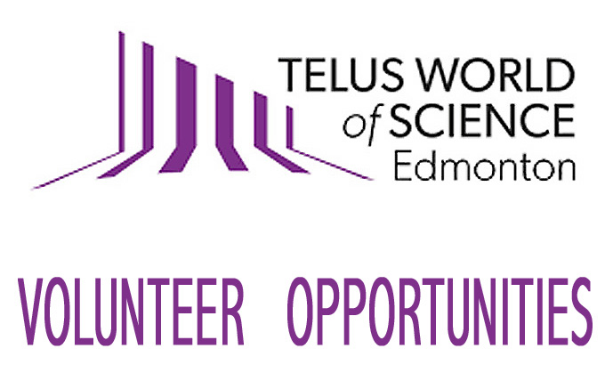 Volunteer Opportunities at Telus World of Science Edmonton